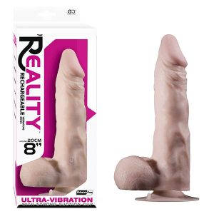Realistic Rechargeable Vibrating Dong